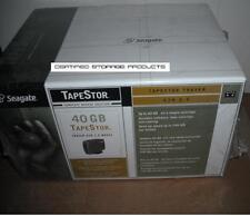 NEW Seagate STT6201U2-R Ext. USB Travan 40GB Tape Drive KIT TD3307-011 MFG BOX