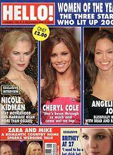 Hello!.Nicole Kidman, Cheryl Cole & Angelina Jolie,Tilda Swinton,Britney Spears
