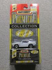 Matchbox Premiere Collection Pontiac Gto Judge