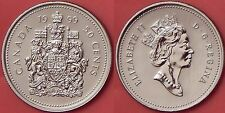 Specimen 1999 Canada 50 Cents From Mint's Set