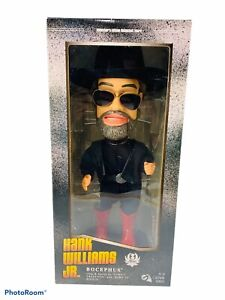 🔥 Hank Williams Jr. Bocephus Collector's Edition Animated Figure • Pop Culture