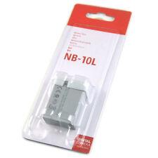 NB-10L Camera Battery for Canon G1X G15 G16 SX40HS SX50HS SX60HS SX40 SX50 SX60
