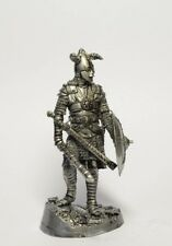 Tin soldier, figure. Persia. Warrior of the Sassanid Dynasty 4-6 BC. 54 mm