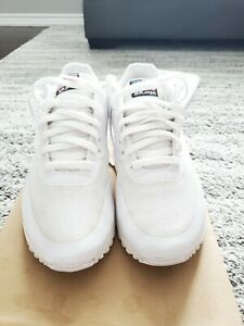 Air Max 90 Hyperfuse QS Independence Day White 'USA' Size 10.5 613841 110 Kanye