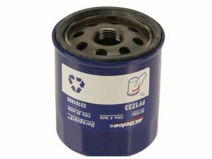 For 1990-1992 Daihatsu Rocky Oil Filter AC Delco 28855CC 1991