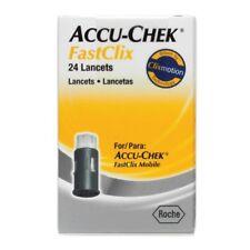 2 × Accu-Chek  FastClix Lancets 24 Lancets ozhealthexperts