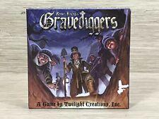 Reiner Knizia's Gravediggers Fantasy Board Game Twilight Creations Complete
