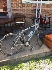 Trek 1000c Alpha Custom Aluminum Frame Aluminum Fork 54cm Complete Road Bike