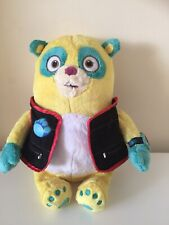 "Disney Store Special Agent Oso Soft Plush Stuffed Teddy Bear Toy 14"" (d)"