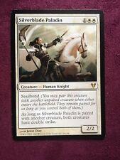 Silverblade Paladin  VO -  MTG Magic (EX)