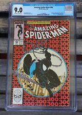 AMAZING SPIDER-MAN #300 1st VENOM KEY ISSUE CGC 9.0 Off White to White Pages