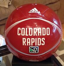 Adidas MLS Soccer Ball size 5 Colorado Riptide