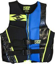 Hyperlite Men's USCGA Prime Neo Vest Black/Blue - XXL