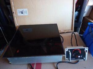 Cooktek MAGNAWAVE MCD1800 Drop-In Commercial Induction Cooktop w/ (1) Burner