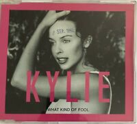 KYLIE MINOGUE : WHAT KIND OF FOOL [ 4 VERSIONS ] - [ CD MAXI ]