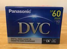Panasonic Digital Video Cassette Tape DVC Mini DV AY-DVM60EJ