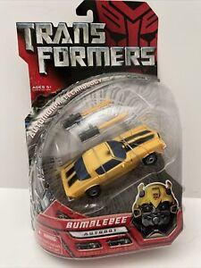 Transformers 2007 Movie Deluxe Class Bumblebee Classic Camaro New