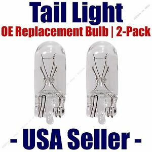 Tail Light Bulb 2pk - OE Replacement Fits Listed BMW & Chevrolet Vehicles - 2825