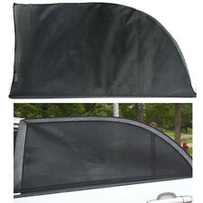 Adjustable Auto Window Mosquito Net Sun Shades Car Camping Outdoor XL