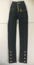 Apple Bottoms High Waist Dark Jeans Womens 1/2 or 20 x 32