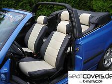 VW GOLF3 o.GOLF 3+ 4 CABRIO,LEDERSITZE,LEDERAUSSTATTUNG