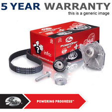 Gates Timing Cam Belt Water Pump Kit For Ford Fiesta Fusion KP25433XS2