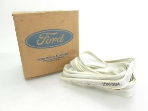 NOS OEM Ford Tape Stripe Kit F1TZ-7820000-GP Red & Silver Upper Explorer 91-94