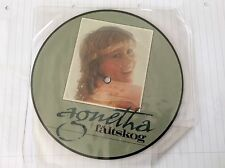 "Picture disc by Agnetha Faltskog, 7"" 45rpm - The heat is on"