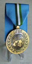 UN UNSF/ UNTEA - Security Force in West New Guinea -West Irian 1962-63 Medal