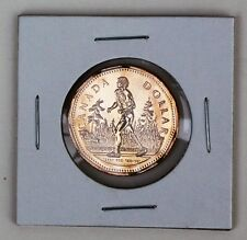 2005 Canada $1 One Dollar Coin Loonie Terry Fox Marathon of Hope UNC from RCM