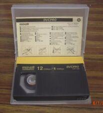 1 x Maxell Vidéo Numérique Cassette 12DVP 12 m DVCPRO