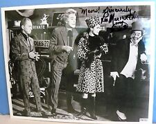 """TV Series BATMAN~ 8X10 """"VILLAINS"""" PHOTO Signed By """"CATWOMAN""""  LEE MERIWETHER"""