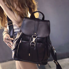 Women's  Backpack  Shoulder Bags School Bag New Travel Leather Handbag Rucksack