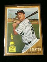 F14807  2011 Topps Heritage #288 Mike Stanton