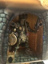 Bronze King Grayskull MOTUC Classics SDCC Exclusive He-Man Signed by 4 Horsemen