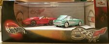100% Hot Wheels Limited Edition 50th Corvette Set