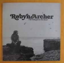 Robyn Archer, (Australian folk) Lp ft Graham Lowndes- The Wild Girl In The Heart
