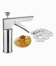 Gitachi Idiyappam Noodle murukku kitchen press with 15 different shaps of blades