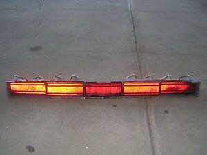 1980 Chrysler New Yorker Tail Lights!