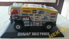 1/43 GINAF Power #603 Rally Dakar 2009 MEGA RAR (Dealer)