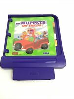 Pico Sega Game Cartridge The Muppets On The Go Vintage 90s Gaming