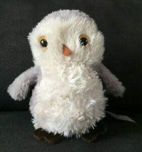 """Miri Moo Baby Owl Soft Plush Toy 5"""" By Teddy Bear"""