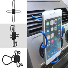 Universal Car Mount flexible en forma de cruz con Soporte Extensible Soporte de Teléfono Inteligente