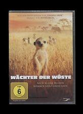 DVD WÄCHTER DER WÜSTE erzählt von RUFUS BECK - Top-DVD für Kinder *** NEU ***