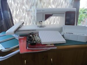 Husqvarna Designer Ruby Deluxe Sewing & Embroidery Machine