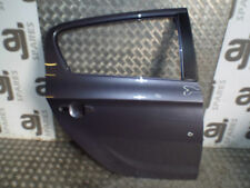 HYUNDAI I20 1.4 DIESEL 2011 DRIVER SIDE REAR DOOR (BARE) SOME MARKS/SCRATCHES