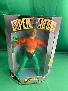 "DC Super Heroes Aquaman Silver Age Collection 8"" Figure DC Comics Hasbro"