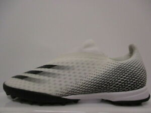 adidas X Ghosted .3 Laceless Astro Turf Trainers UK 8 US 8.5 EUR 42 F304