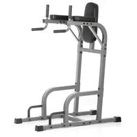 XMark Fitness Vertical Knee Raise VKR with Dip Station XM-4437.2