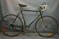 "1984 Kai Sport Vintage Touring Road Bike Large 59cm 27"" Shimano Steel US Charity"
